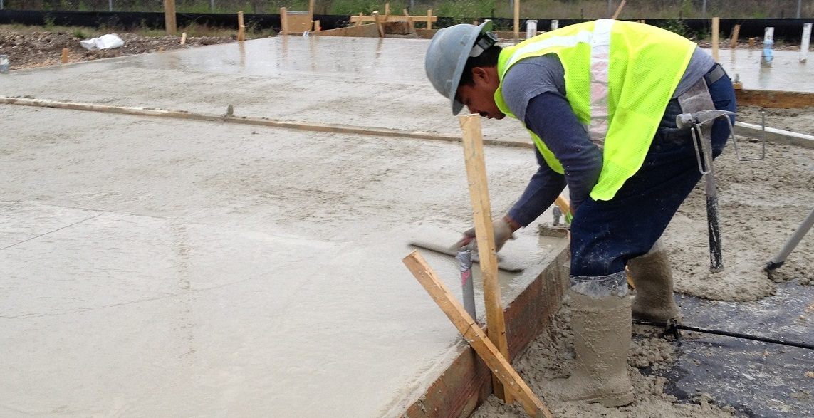 Concrete Finishers for special project in South Africa