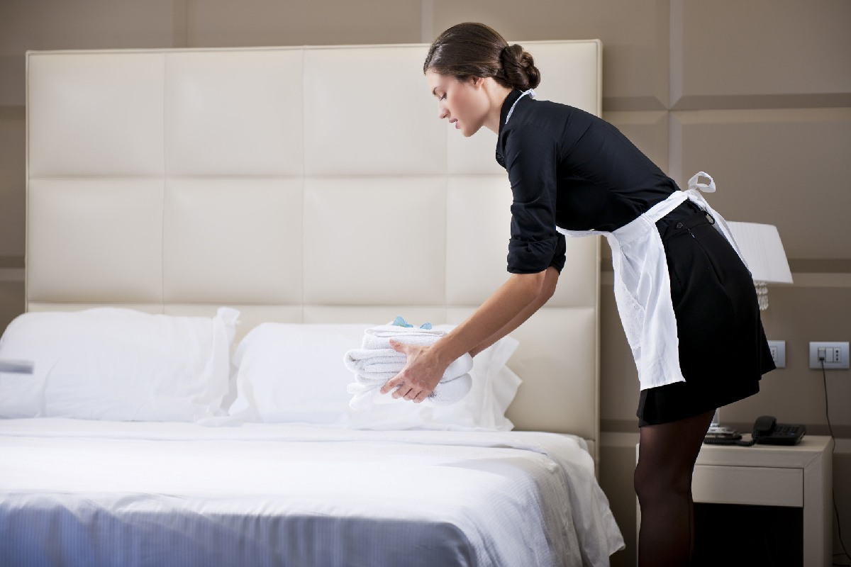 Stateroom Steward/ Stewardess for Work on Board 5+ and 6 Star Luxury River Cruise Ships