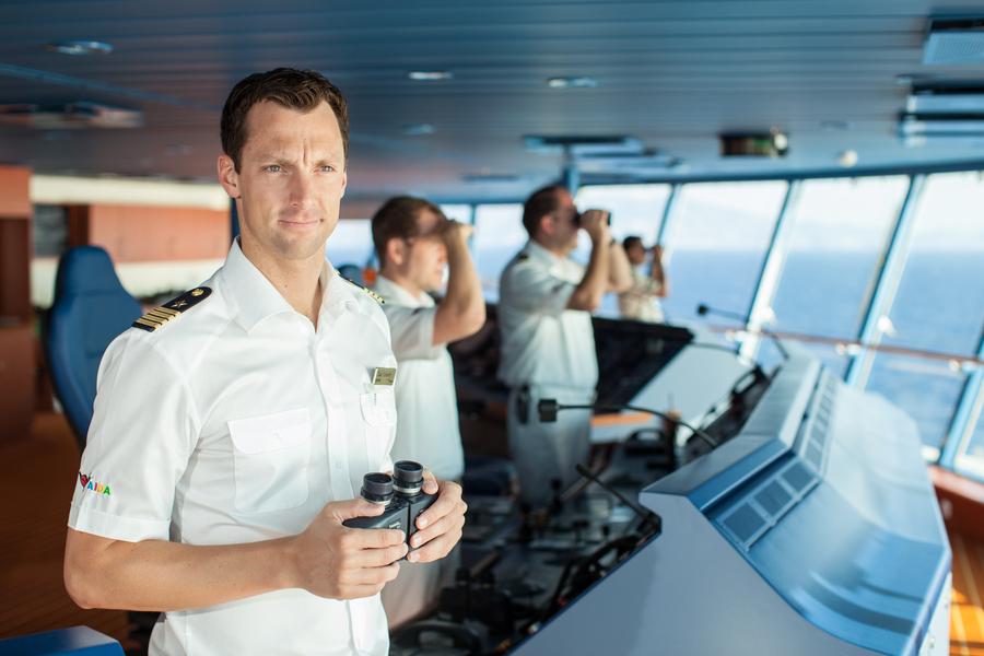 DECK CADET FOR WORK ON BOARD 5+ STARS PASSENGER SHIPS