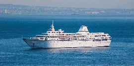 Staff Chief Engineer for work on board Luxury Passenger Ships