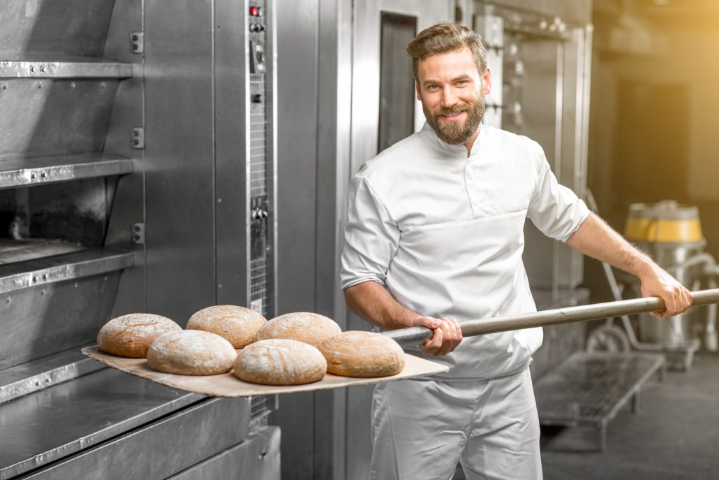 BAKER FOR WORK ON BOARD 5 STAR RIVER PASSENGER SHIPS