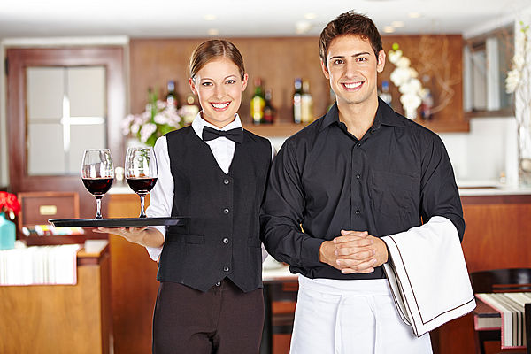 SERVICE STAFF FOR LUXURY RIVER PASSENGER SHIPS