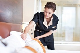 URGENT CHIEF HOUSEKEEPER FOR WORK ON LUXURY SEA GOING PASSENGER SHIPS
