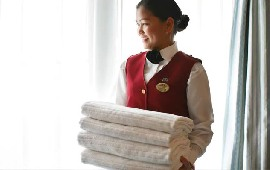 Assistant Housekeeper for Work on board luxury ocean going passenger ships