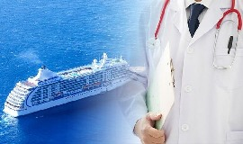 Work for Doctor on Passenger Ship