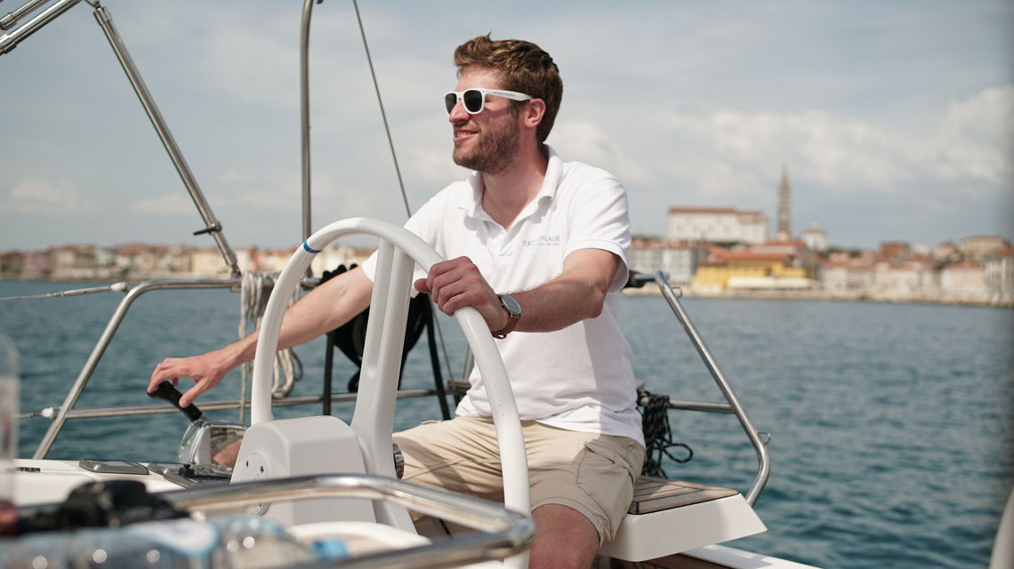 Able Seaman for work on luxury private charter yacht