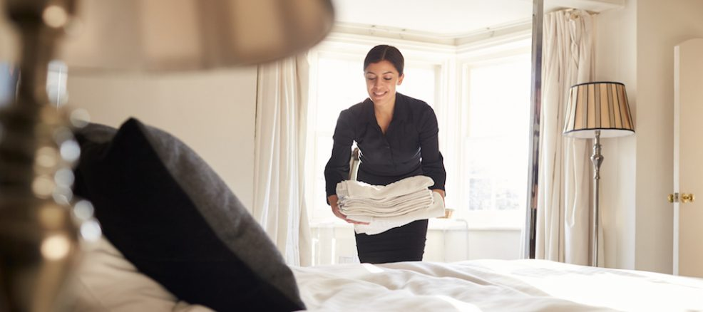 URGENT! CHIEF HOUSEKEEPER FOR WORK ON BOARD LUXURY RIVER PASSENGER SHIPS!