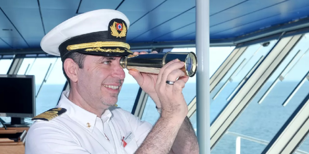 Staff captain openings on board passenger ships