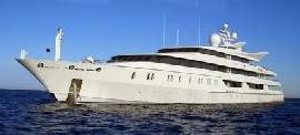 PROVISION MASTER FOR A LUXURY MEGA CHARTER YACHT