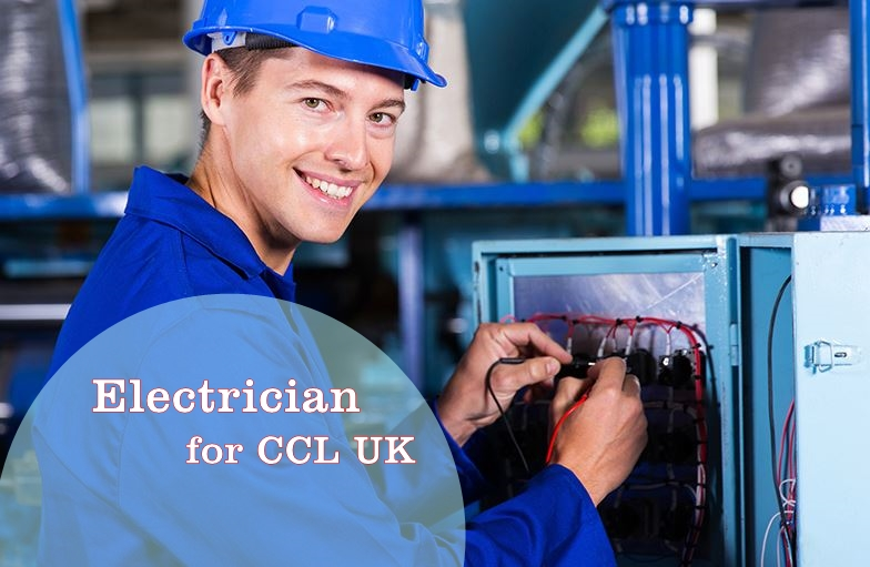 Electrician for work on Luxury Passenger Ship for the Company CCL UK