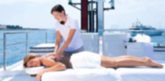 SPA Therapist/ Manicurist/ Pedicurist for work onboard Luxury Mega Charter Yacht - 140 m.