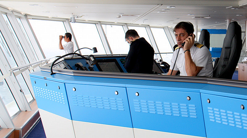 Urgent navigational officers for river passenger ships operating in Europe - Rhine, Main and Danube rivers