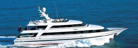 Interview for all positions on board Mega Yachts on 16.04.2015