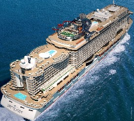 MSC Seaside to host University – affiliated course for Pursers